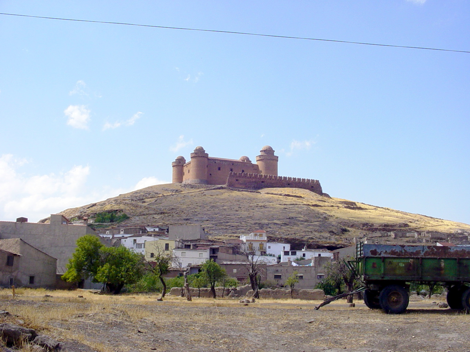Castillo de la calahorra granada fotos 17