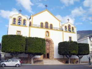 Iglesia Parroquial de Santa María de Ambrox