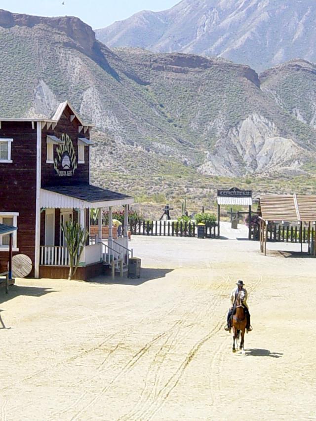 Tabernas desert Almería