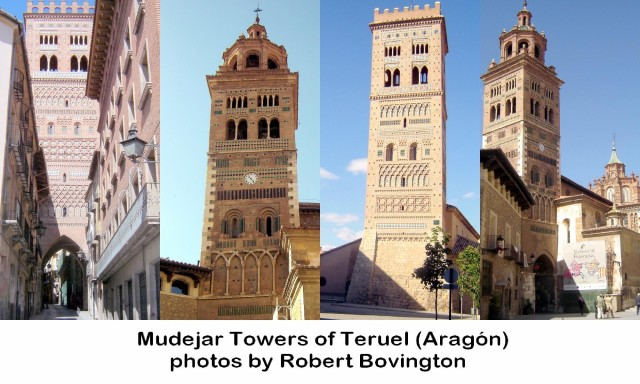 Teruel towers