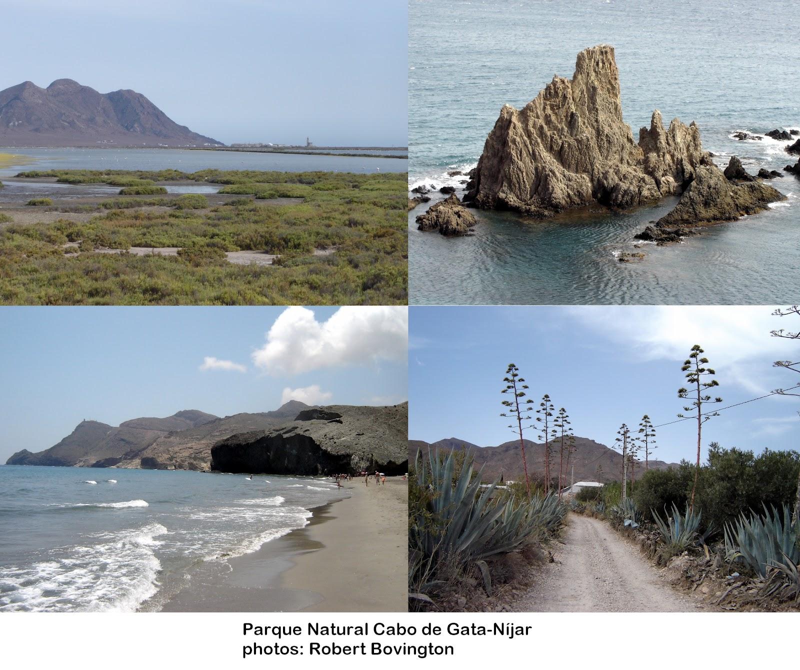Spanish impressions travel writer robert bovington 39 s for Cabo de gata spain