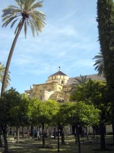 Córdoba - Mezquita - Patio de los Naranjos