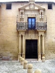 Ronda - Palacio de Marqués de Salvatierra