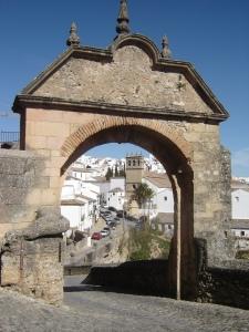 A gateway to Ronda (Felip V Arch)