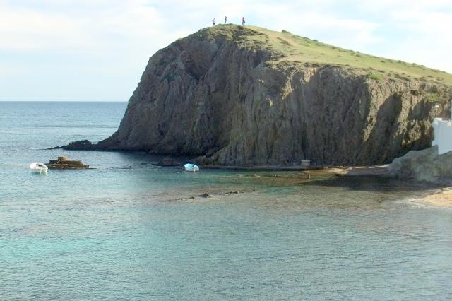 La Isleta del Moro © Robert Bovington