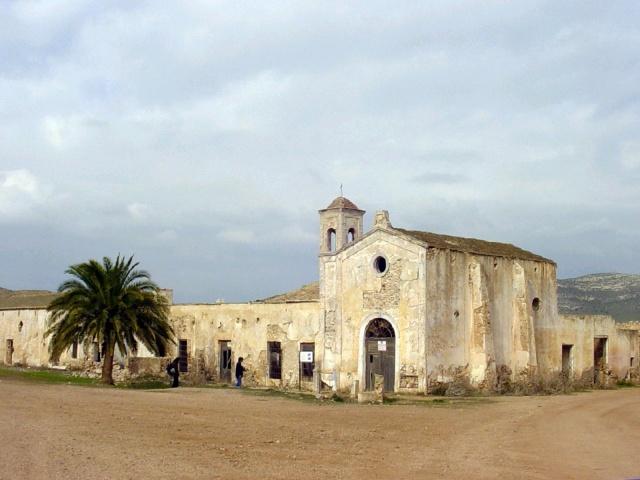 Bloody Farmhouse  Cabo de Gata - Cortijo del Fraile © Robert Bovington