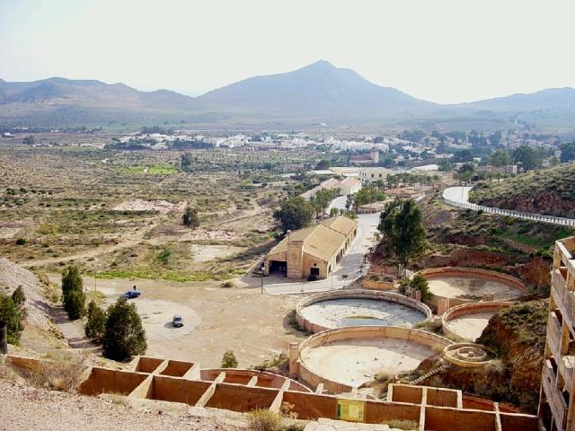 The parque natural de cabo de gata n jar spanish impressions - Parque natural cabo de gata nijar ...