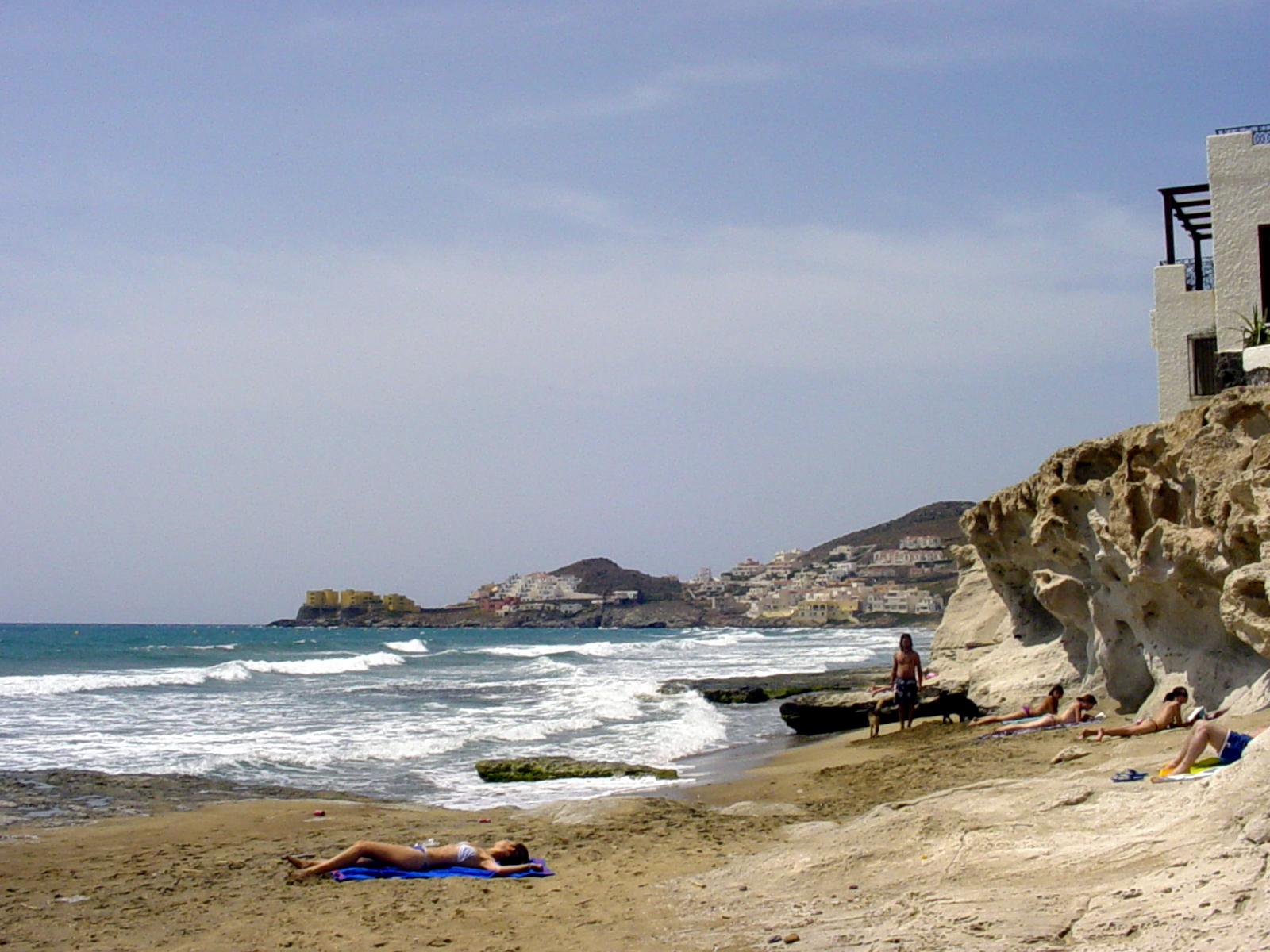 The parque natural de cabo de gata n jar spanish impressions for Cabo de gata spain